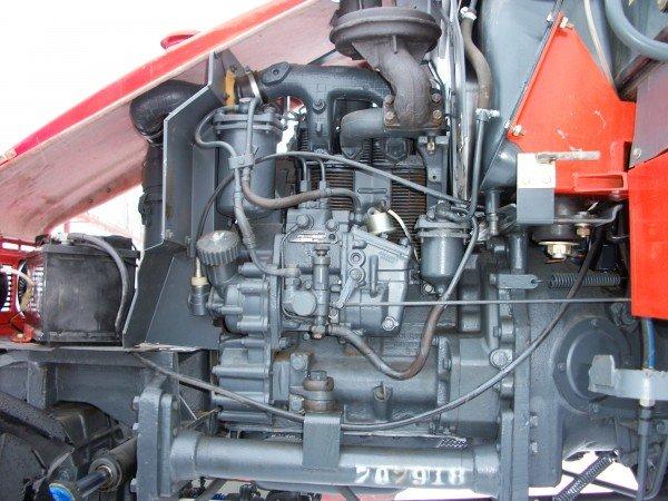 Двигатель трактора Агромаш-30 СШ