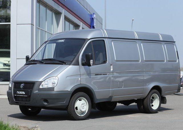 ГАЗ 2705 для бизнеса матовая