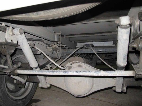 ГАЗ 322132 - подвеска