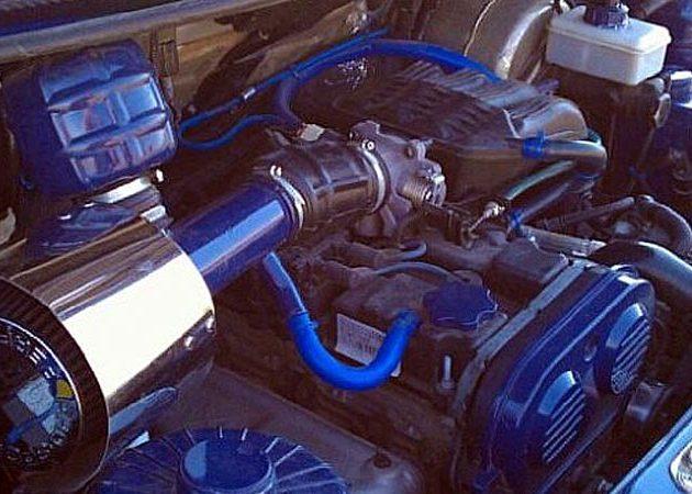 ГАЗ Газель Next тюнинг двигателя