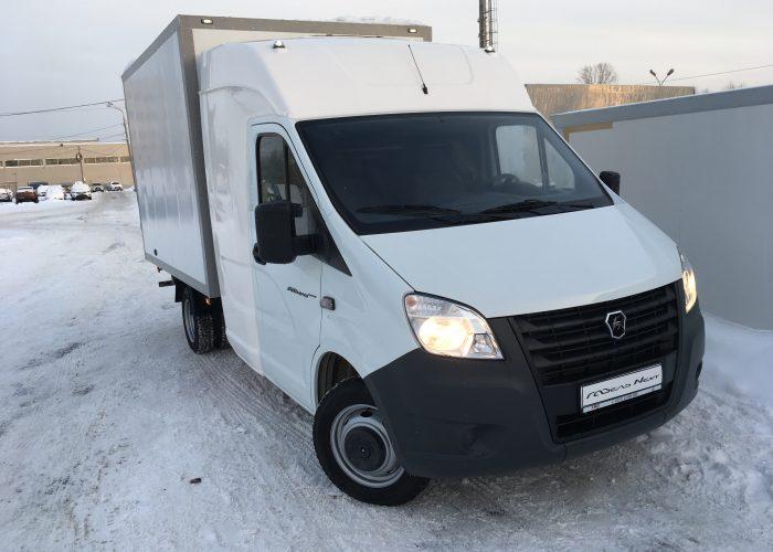 ГАЗель NEXT Пром-товарный фургон со спальником
