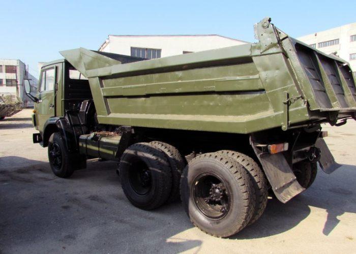 ХЗСМ КамАЗ-5511