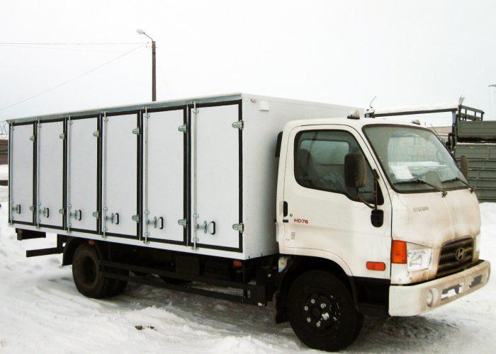 Хлебный фургон Hyundai HD 78