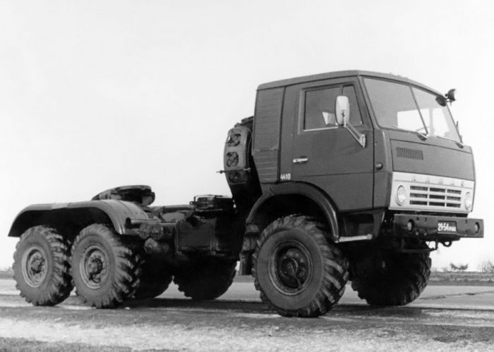 КамАЗ 4410
