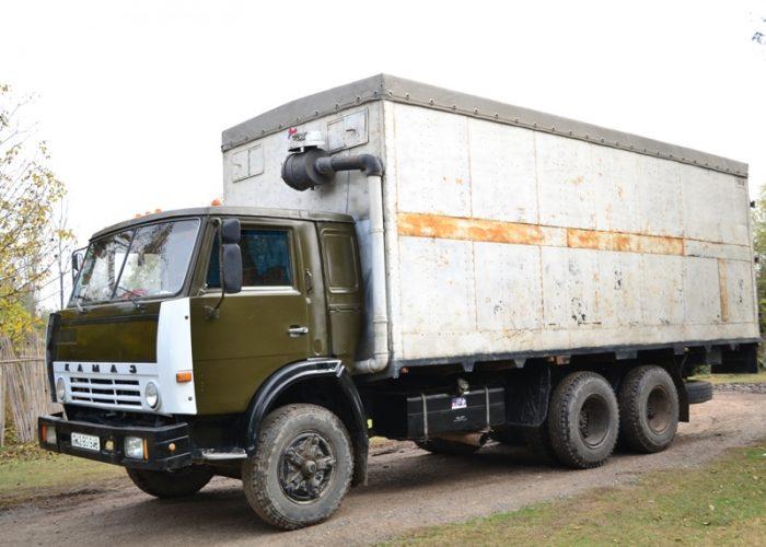 КамАЗ 5320 грузовой