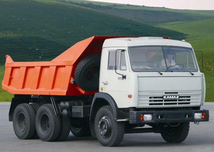 КамАЗ-5511 грузовик