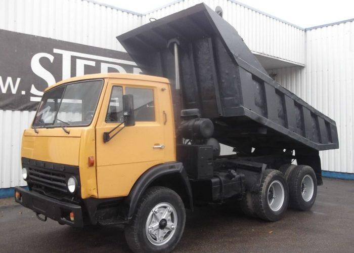 Kamaz 5511 V8 6x4 Tipper