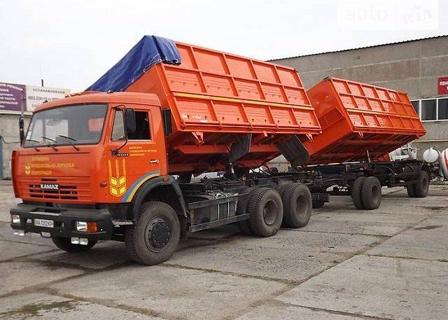 Самосвал КамАЗ 45143 (KAMAZ 45143) 2011 года.
