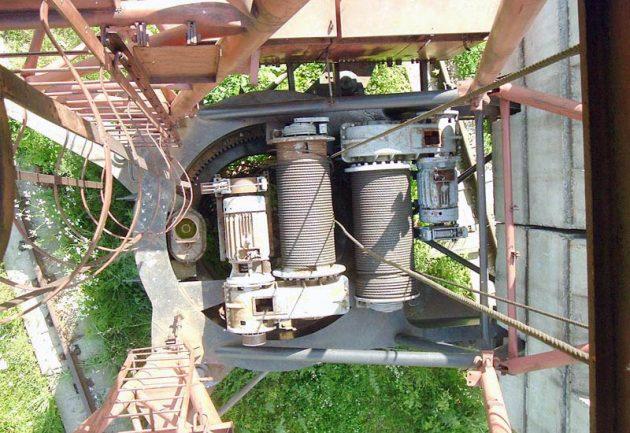Канатная система КБ-403
