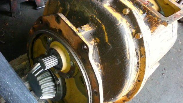 Коробка передач Комацу Д355