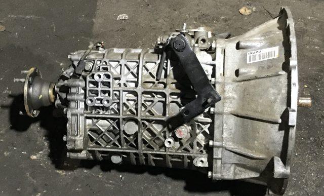 Коробка передач isuzu NQR75