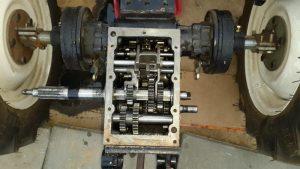 Коробка передач трактора Булат-120