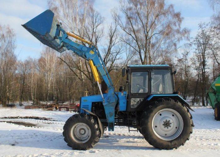 Ковш МТЗ-1221