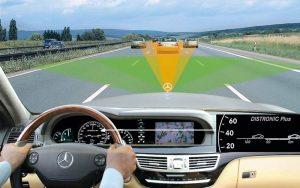 Круиз-контроль на автомобиле