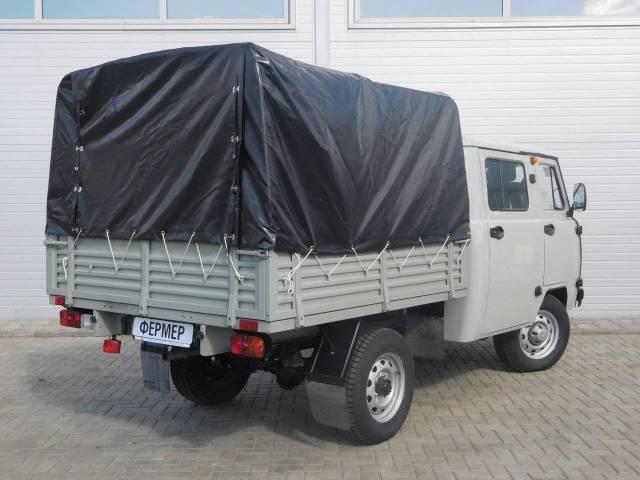 Кузов УАЗ 390945