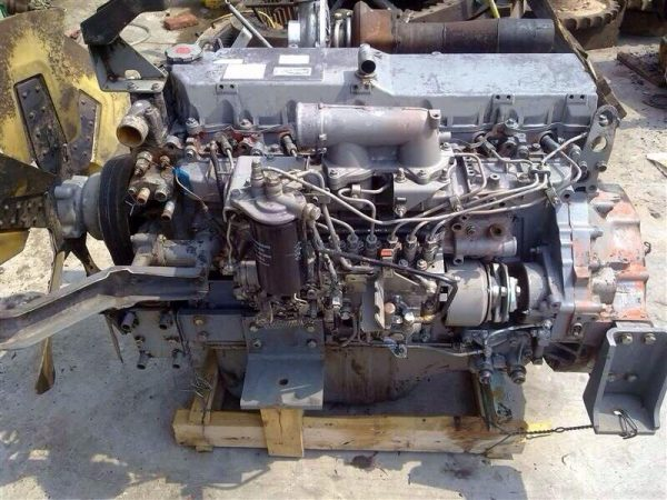 Мотор Isuzu AA-6BG1T