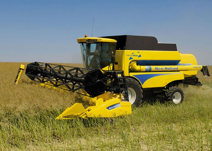 New Holland CSX 7000