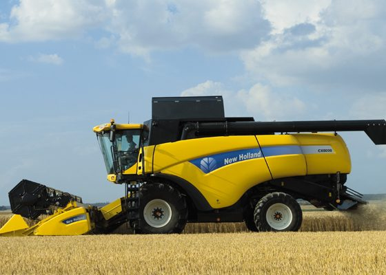 New Holland СХ 8000