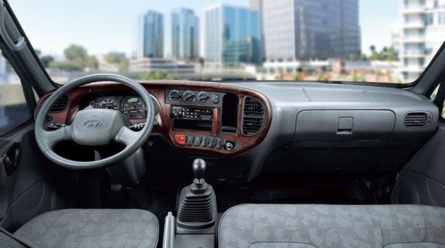 Обзор Hyundai HD 78