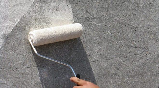Особенности грунтовки бетоноконтакт