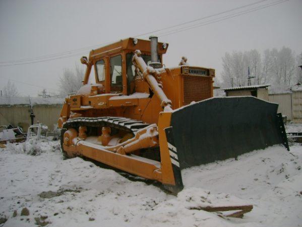 Отвал Комацу Д355
