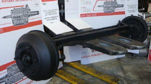 Передняя подвеска Газ 3307