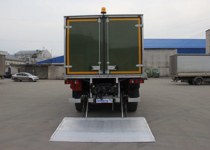 Передвижная мастерская аварийной службы Hyundai HD 78
