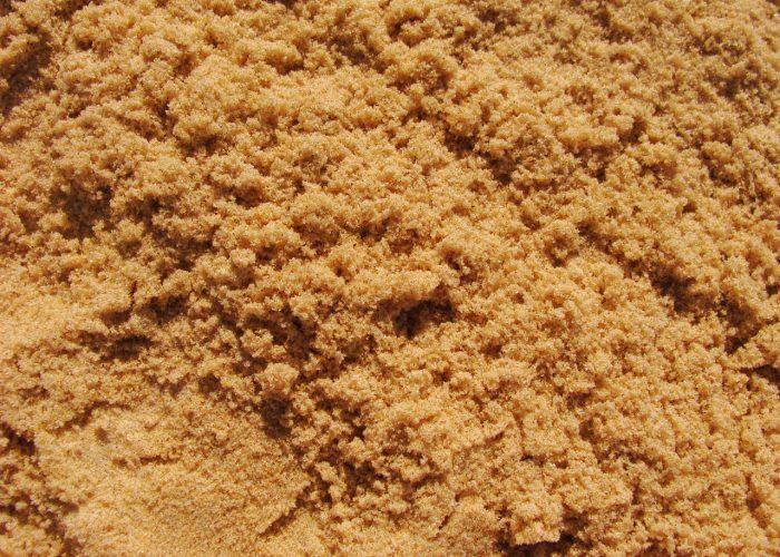 Песок просеянный