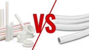Полипропиленовые или металлопластиковые трубы