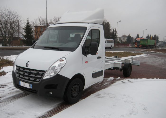 Шасси Renault Master