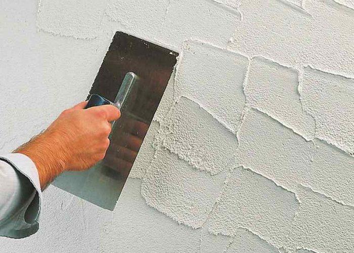 Штукатурка для утепления стен