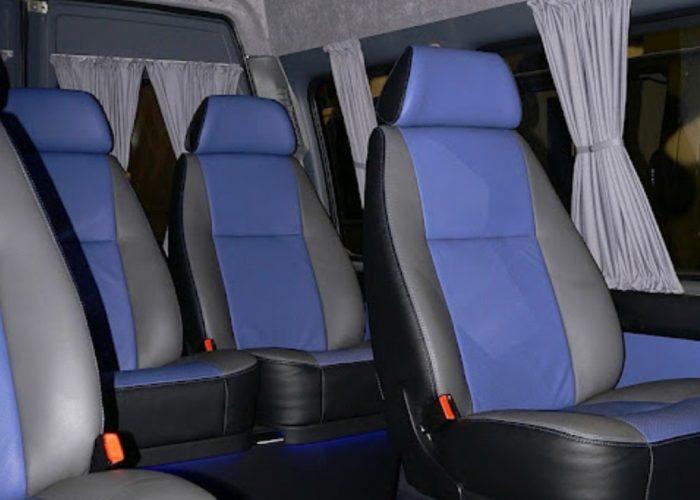 СалонГаз 2705 пассажирские сиденья