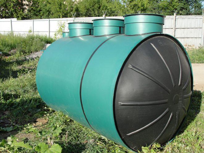 Септик для дачи или загородного дома