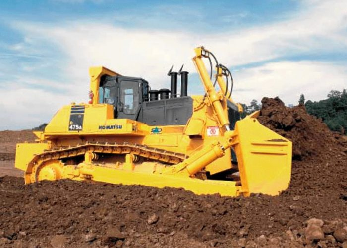 Images of Komatsu Dozer Salvage Yards - #rock-cafe