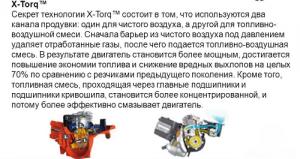 Технология X-TORQ