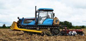 Трактор 90ТГ Агромаш в работе