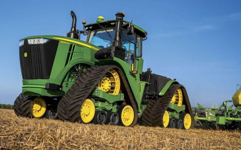 Трактор John Deere 9 RX