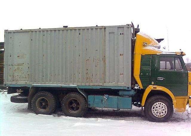 Тюнинг Камаза 5320 кабины
