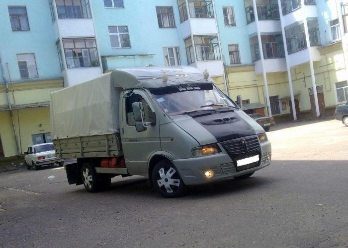 Тюнинг газели 2705 колес и кабины