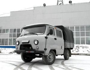 УАЗ 390945 Фермер