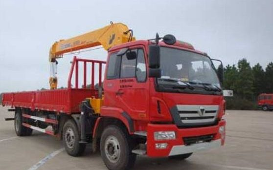 XCMG грузовик с краном-манипулятором XZJ5252JSQX