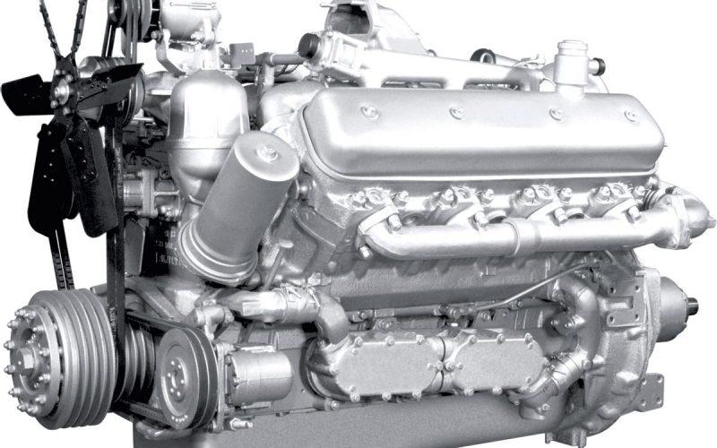 Двигатель ЯМЗ-238НДЗ