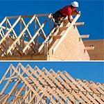 материалы для двухскатной крыши