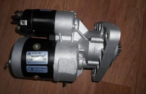Стартер МТЗ-80