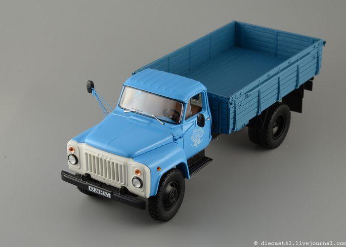1985 ГАЗ-53-12