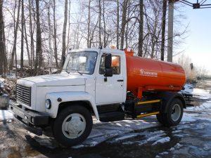 Ассенизатор ГАЗ 3309
