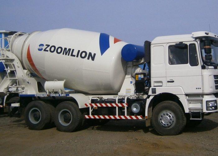 Автобетоносмеситель ZOOMLION 10 куб.м