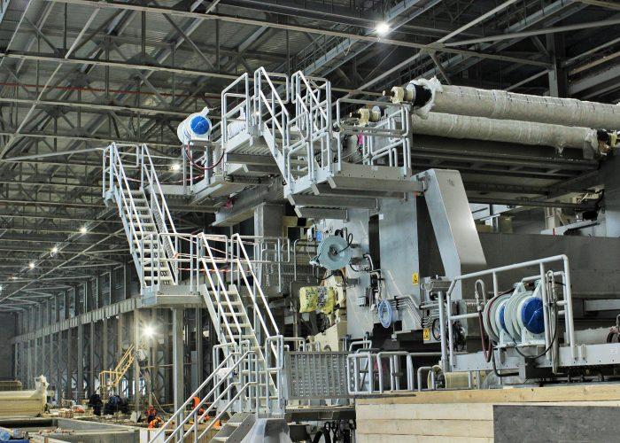 Бумагоделательные машины компании Metso