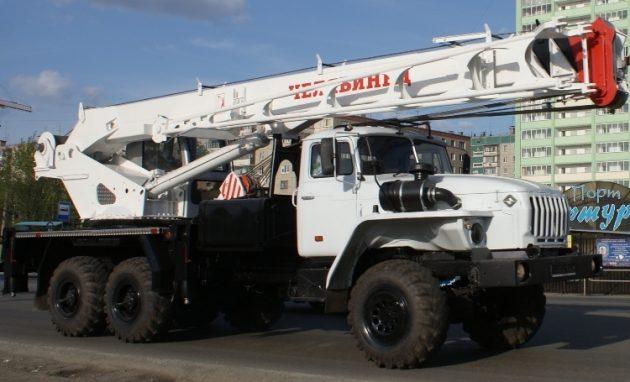 Челябинец 80 тонн