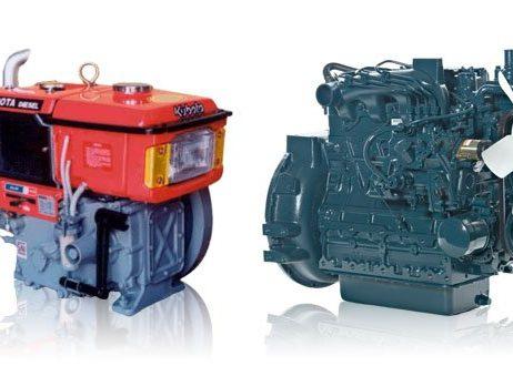 Дизельные двигатели Kubota